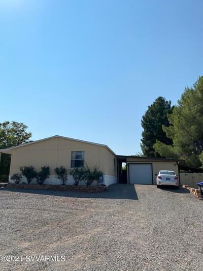 3443 E Coyote Cir, Cottonwood, AZ 86326