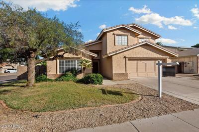 4056 W Questa Dr, Glendale, AZ 85310