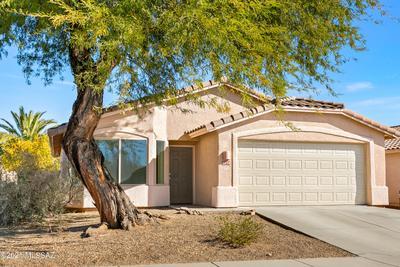 8838 N Mesquite Bluffs Pl, Tucson, AZ 85742