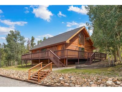 190 Lodge Pole Way, Black Hawk, CO 80422