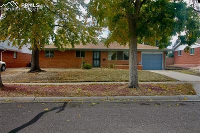 2118 Mcarthur Ave, Colorado Springs, CO 80909