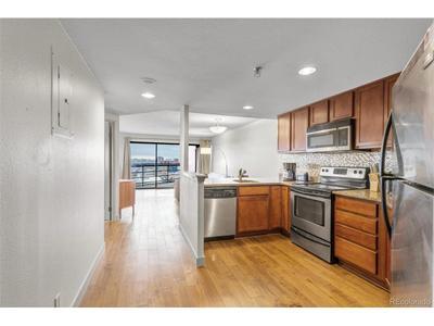 100 Park Ave W #1306, Denver, CO 80205