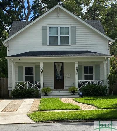 505 E 52nd St, Savannah, GA 31405