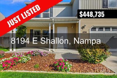 8194 E Shallon Dr, Nampa, ID 83687