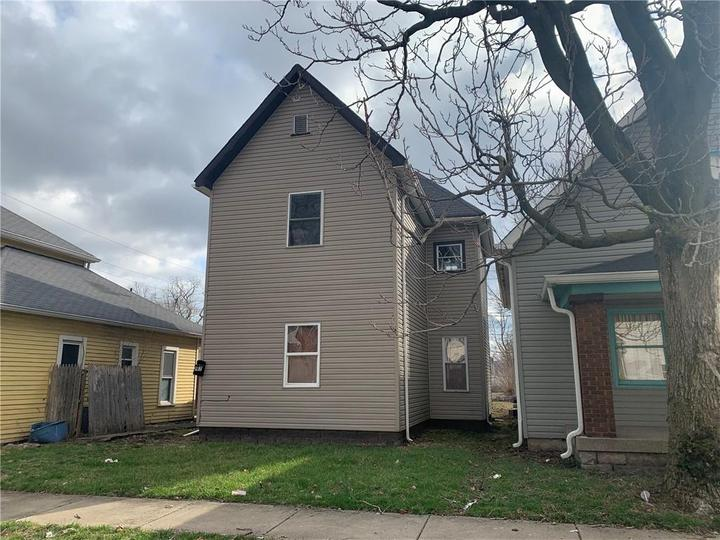 267 N Richland St Indianapolis In 46222 Mls 21775572