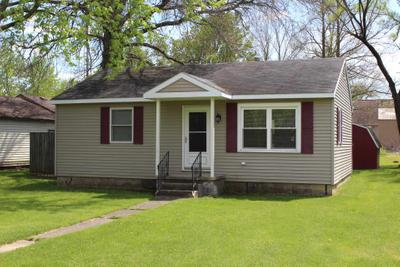 541 W North St, Upland, IN 46989