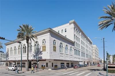 1201 Canal St #354, New Orleans, LA 70112