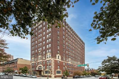 1001 Saint Paul St #9G, Baltimore, MD 21202