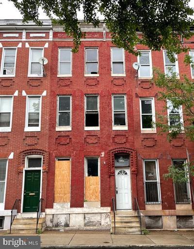 2129 Mcculloh St, Baltimore, MD 21217