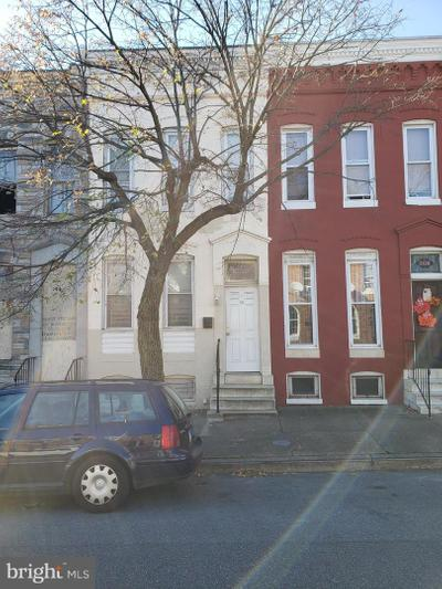 2418 Druid Hill Ave, Baltimore, MD 21217
