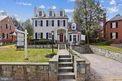 7508 Glendale Rd, Chevy Chase, MD 20815