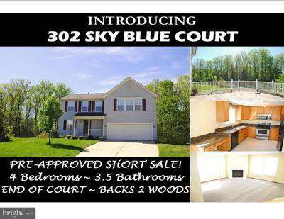 302 Sky Blue Ct, Edgewood, MD 21040