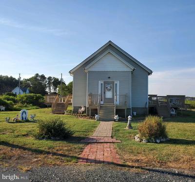 1516 Tom Point Rd, Fishing Creek, MD 21634