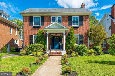 58 E Irvin Ave, Hagerstown, MD 21742