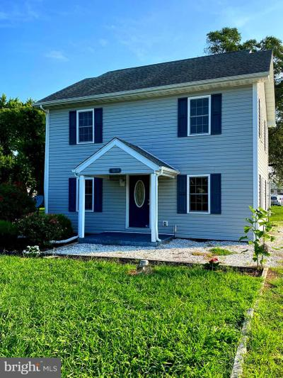 4814 E New Market Rhodesdale Rd, Rhodesdale, MD 21659
