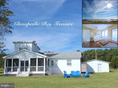 15088 Chesapeake Bay Dr, Scotland, MD 20687