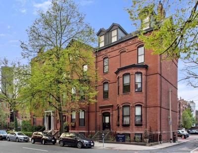 1 Fairfield St, Boston, MA 02116
