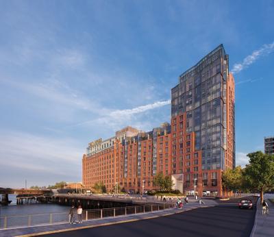 100 Lovejoy Wharf #PH1A, Boston, MA 02114