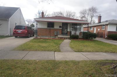 4176 Campbell St, Dearborn Heights, MI 48125