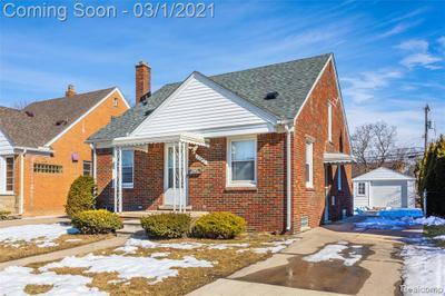 1722 N Denwood St, Dearborn, MI 48128