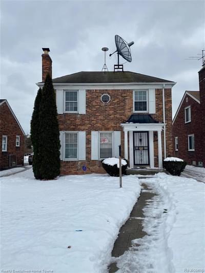 10320 Lakepointe St, Detroit, MI 48224