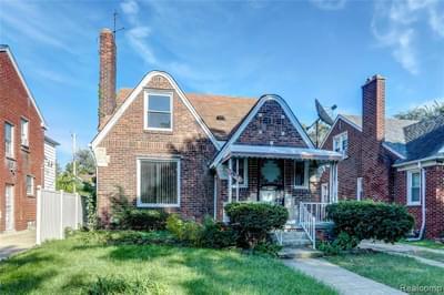 16760 Archdale St, Detroit, MI 48235