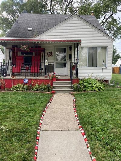 20295 Caldwell St, Detroit, MI 48234