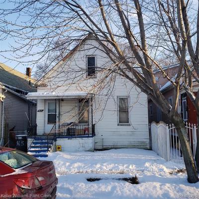5651 Mcgregor St, Detroit, MI 48209