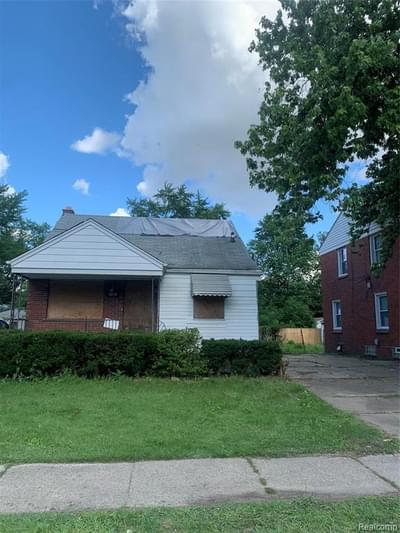 8890 Evergreen Ave, Detroit, MI 48228