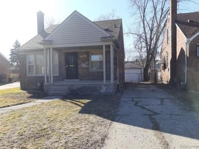 9649 Artesian St, Detroit, MI 48228