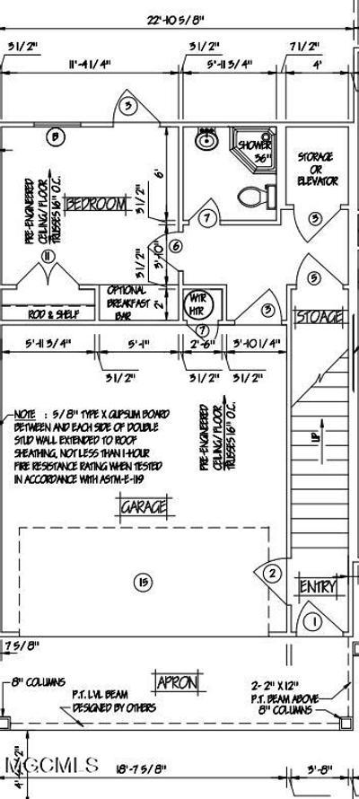 46 Oak Alley Ln, Long Beach, MS 39560