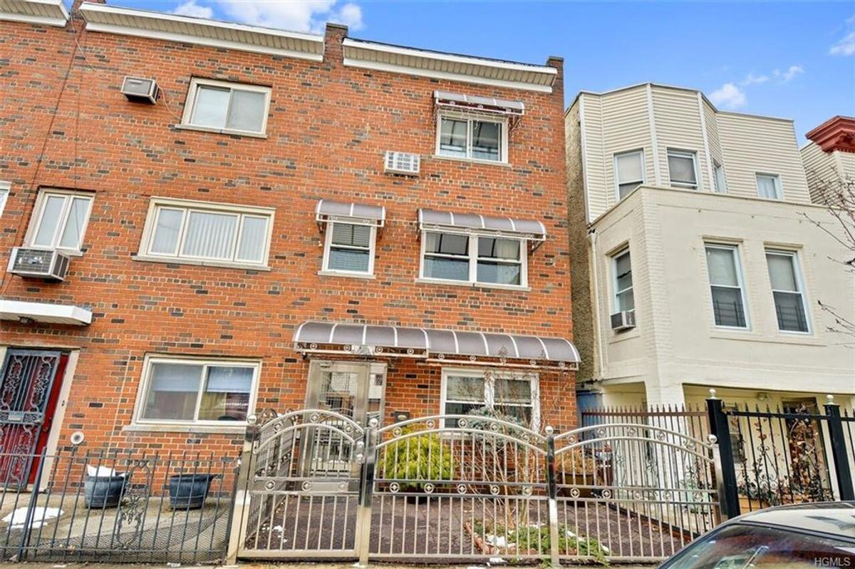 1917 Barnes Ave, Bronx, NY 10462 - MLS #H4806153