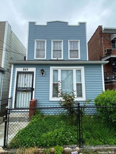 849 E 229th St, Bronx, NY 10466 MLS #3309802 Image 1 of 16