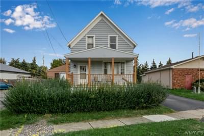 1424 Lovejoy St, Buffalo, NY 14212