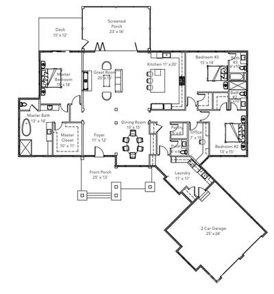 1577 Country View Way Image 3 of 3