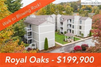 145 Royal Oaks Dr #326, Blowing Rock, NC 28605