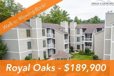 148 Royal Oaks Dr #212, Blowing Rock, NC 28605
