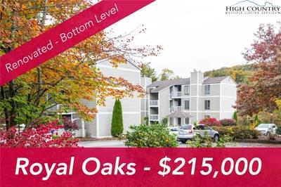 148 Royal Oaks Dr #215, Blowing Rock, NC 28605