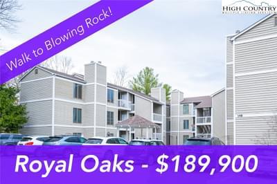 148 Royal Oaks Dr #224, Blowing Rock, NC 28605