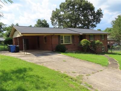 6413 Milford Rd, Fayetteville, NC 28303