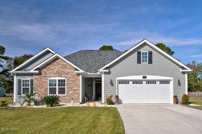 Belvedere Plantation Homes For Sale - Hampstead, NC Real ...