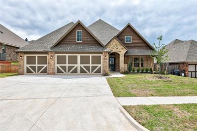 Old Stone Homes For Sale - Edmond Real Estate