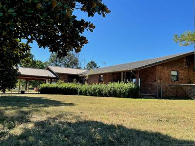 21633 County Road 3 Dr, Stonewall, OK 74871