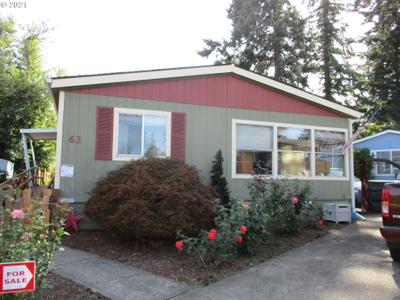 1400 S Elm St #63, Canby, OR 97013