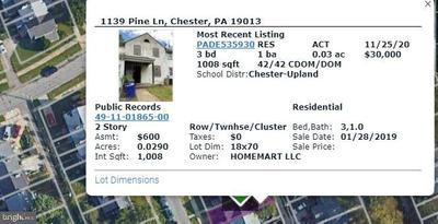 1139 Pine Ln, Chester, PA 19013