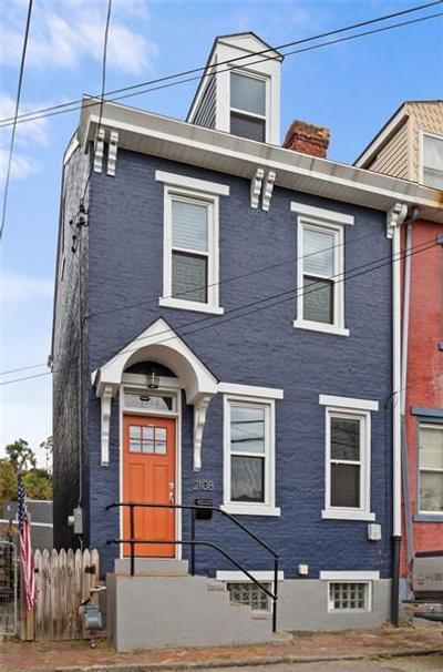 2108 Lautner St, Pittsburgh, PA 15212