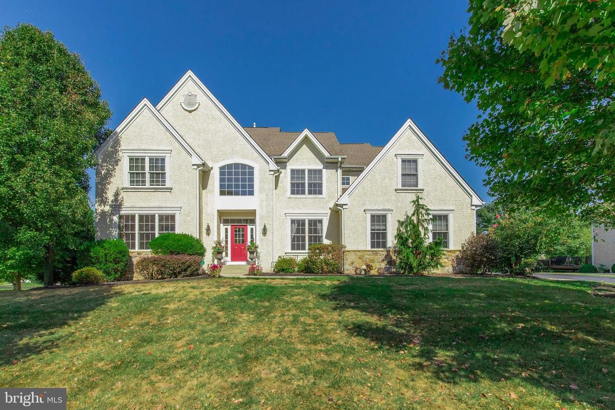 17 Woods Edge Rd West Chester Pa 19382 Mls Pade508614