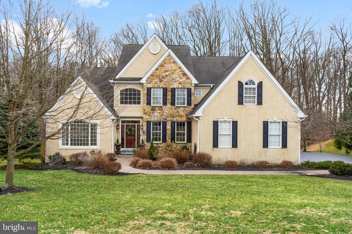 24 Woods Edge Rd West Chester Pa 19382 Mls Pade507060