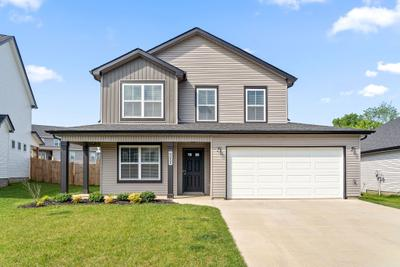 1100 Eagles View Dr, Clarksville, TN 37040