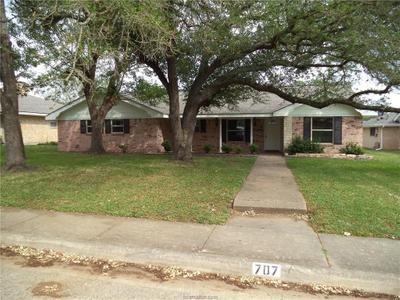 707 Avondale Ave, Bryan, TX 77802